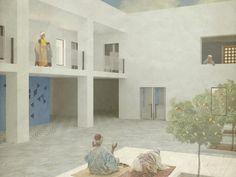 Spazi pubblici e vuoti urbani. Un piano di intervento per l'area dell'Ancièn Quartier Industriel di Marrakech