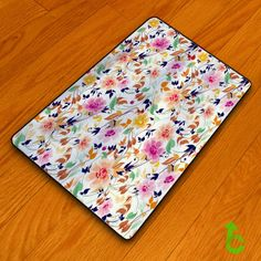New Flowers Seamless Pattern Blanket