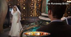 Doctor Who Online: Doctor Who 178: The Runaway Bride
