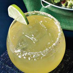 Passion Fruit Margarita recipe