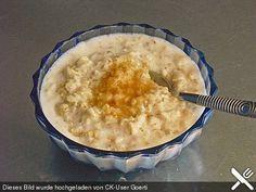 Haferbrei Grundrezept, ein sehr schönes Rezept aus der Kategorie Frühstück. Bewertungen: 31. Durchschnitt: Ø 3,7.