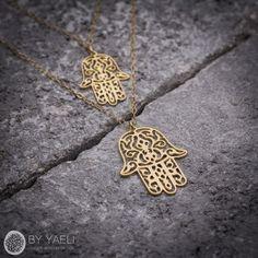 Dainty necklace, hamsa necklace, evil eye necklace, #jewelry #necklace @EtsyMktgTool http://etsy.me/2gFcyx8