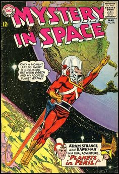 Mystery In Space #90 DC Comics
