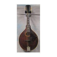 Gibson 1921 Gibson A Mandolin Brown Mandolin     guitar center $1299