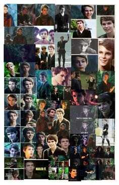 """Robbie Kay <3"" by xx-ashleyirwin-xx ❤ liked on Polyvore featuring beauty and Once Upon a Time"