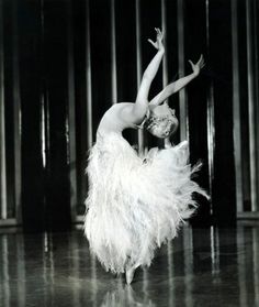 Harriet Hoctor, 1937, in Shall We Dance