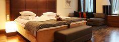 GLO Hotel Helsinki - love their beds