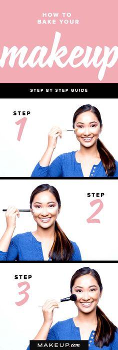 027efba8599e1 1-How-to-Bake-Your-Makeup Make Makeup