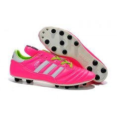 Adidas Copa Mundial FG Fußballschuhe Rosa Weiß 106cd89b6