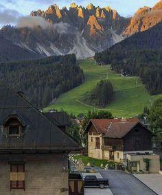 Alpes italianos...