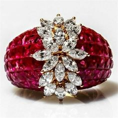 Rubies & diamonds...