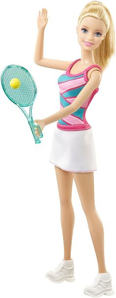 fashion doll, tennis Barbie  ||  barbie 2015 | My Dolls