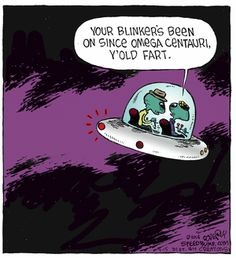 Today on Speed Bump - Comics by Dave Coverly Science Cartoons, Science Humor, Funny Cartoons, Funny Comics, Speed Bump Comic, Laugh Cartoon, Haha Funny, Funny Stuff, Hilarious