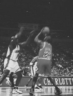 Michael Jordan Fadeaway