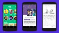 Kobo has just released a standalone app for Android called Kobo Kids. It is an e-reading app, but also an online shopping system where there is a number of e-books and graphic novels available.