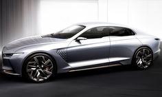 LA GAZETTE AUTOMOBILE: Photo du jour : Genesis New-York Concept