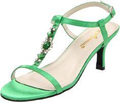 86589bfa11642 Annie Shoes Women s Bright T-Strap Sandal T Strap Sandals