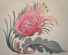 Marvelous Crewel Embroidery Long Short Soft Shading In Colors Ideas. Enchanting Crewel Embroidery Long Short Soft Shading In Colors Ideas. Bordado Jacobean, Crewel Embroidery Kits, Embroidery Needles, Learn Embroidery, Vintage Embroidery, Ribbon Embroidery, Machine Embroidery, Embroidery Supplies, Embroidery Alphabet