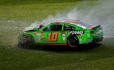 Danica Patrick crash at Daytona Danica Patrick, Daytona 500, Nascar Racing