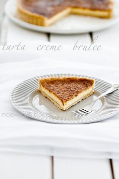 Tarta Creme Brulee