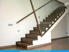 ¿Te gusta esta escalera? Visita http://www.servimania.es/ para pedir un presupuesto gratis.