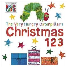 Booktopia has Very Hungry Caterpillar's Christmas Christmas 123 by Eric Carle. Buy a discounted Board Book of Very Hungry Caterpillar's Christmas 123 online from Australia's leading online bookstore. Christmas Books For Kids, Stick Christmas Tree, Christmas Crafts For Toddlers, Childrens Christmas, Toddler Christmas, Christmas Activities, Christmas Tree Ornaments, Christmas Traditions, Christmas Cards