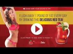The Red Tea Detox is a new rapid weight loss system that can help you lose 14 pounds of pure body fat in just 14 days! It involves drinking a special African blend of red tea to help you lose weight fast! Try the recipe today!
