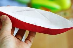 everyone needs to know how to make these simple little paper boats, for spur of the moment sailing adventures in the smallest pond or puddle... pure summer fun!