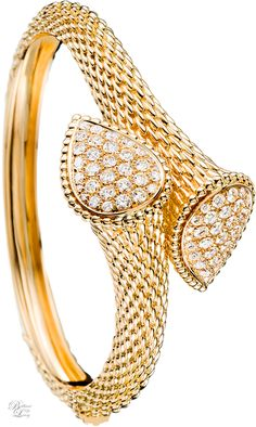 Rosamaria G Frangini | High Golden Jewellery | Brilliant Luxury * Haute Joaillerie ~ Boucheron Paris