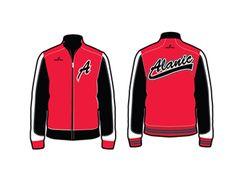 Robin Baseball Jacket