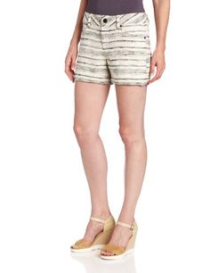 BCBGeneration Women's Highwaisted Boyfriend Short -- Click image to review more details.