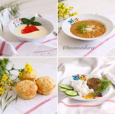 Какая сегодня красота и вкуснота от Оли @mamaikira Сырные маффины, печеночное суфле - ммм... просто песня! Угощайтесь и всем приятного аппетита! ------------------------------ Еще больше рецептов в @mama_gotovit Завтрак: Молочная кашка из кукурузной муки Обед: Суп из моркови и чечевицы Полдник: Сырные маффины Ужин: Печеночное суфле