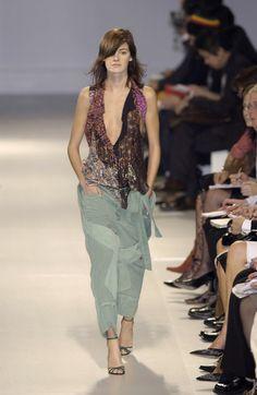 Balenciaga Spring 2002