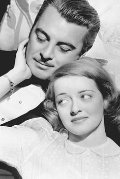 George Brent and Bette Davis 1941 - The Great Lie