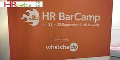 # hrbc16: Fast macht es den Anschein, als würde ein Branchentreff gefeiert…