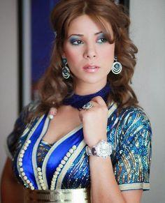 salon marocain: caftan