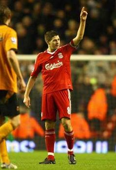 EPL: Steven Gerrard, Liverpool v Wolverhampton Wanderers (Getty Images)