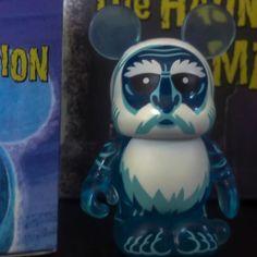 "Disney Haunted Mansion 3"" Vinylmation Gus w Foil & Box"