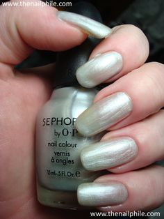 Sephora by OPI Water Baby