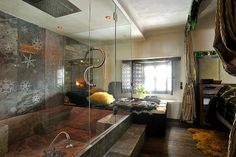 Amazing Bathroom - Chalet Himalaya - Val d'Isere
