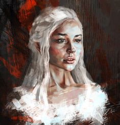 Game Of Thrones Facts, Game Of Thrones Characters, Daenerys Targaryen Art, Aesthetic Wallpapers, Illustration Art, Goth, Chinese Wallpaper, Awesome, Ice