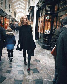 natalia vodianova street style