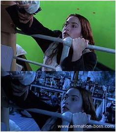 Titanic' Behind the Scene