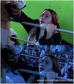 Titanic' Behind the Scene