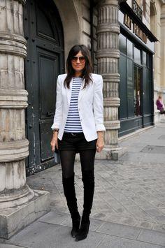 Emmanuelle Alt, Vogue Paris Editor-in-Chief.