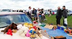 Increase your takings at a car boot sale hints and tips