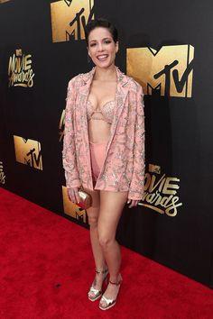 Halsey Mtv Movie Awards 2016