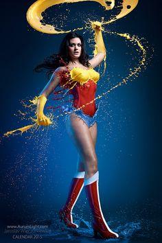 Splash Heroes, des héroïnes, de la mode et un peu de lait