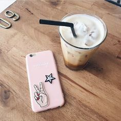 iphone and iced latter
