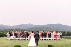 The Bride takes the walk down the aisle at Pippin Hill Farm & Vineyards in Charlottesville, Va Virginia Wineries, Charlottesville Va, Blue Ridge Mountains, Summer Weddings, Walking Down The Aisle, Wine Country, Florals, Vineyard, Backdrops